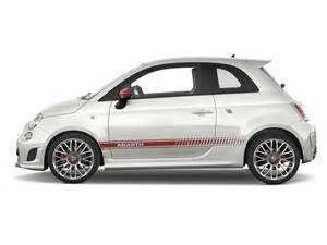 Side Fiat Image 2013 Fiat 500 2 Door Hb Abarth Side Exterior View