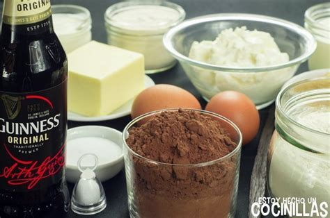 decorar tarta guiness receta de tarta guinness tarta de cerveza negra