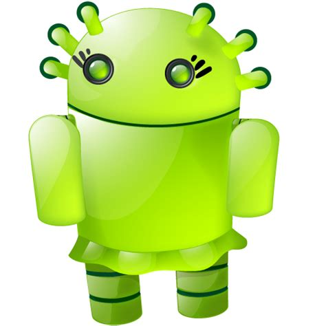 imagenes png android android automatic automatic machine automaton girl