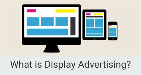 Display Advertising what is display advertising aka quot targeted billboards quot