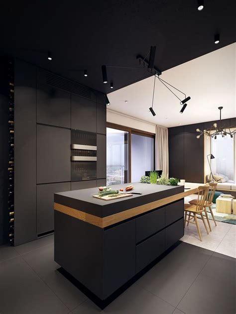 modern apartment kitchens 25 best ideas about contemporary apartment on