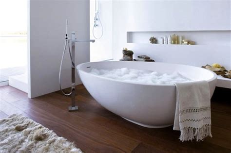 giant bathtub freestanding vs built in tubs bob vila radio bob vila