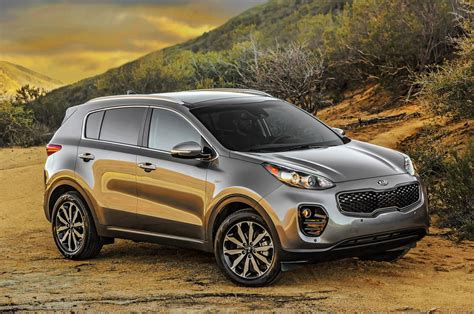 kia sportage reviews  rating motor trend
