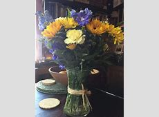 """The """"Fields of Europe Summer"""" bouquet. Love it! :) - Yelp 1 800 Flowers Review Yelp"""