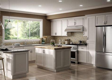 all wood kitchen cabinets 10x10 brilliant white shaker rta all wood rta 10x10 luxor white shaker classic kitchen