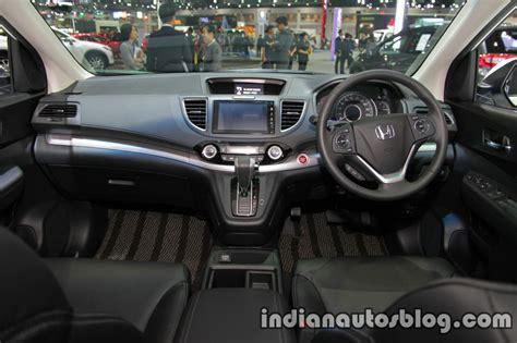honda crv 2016 interior honda cr v special edition interior dashboard at 2016 thai