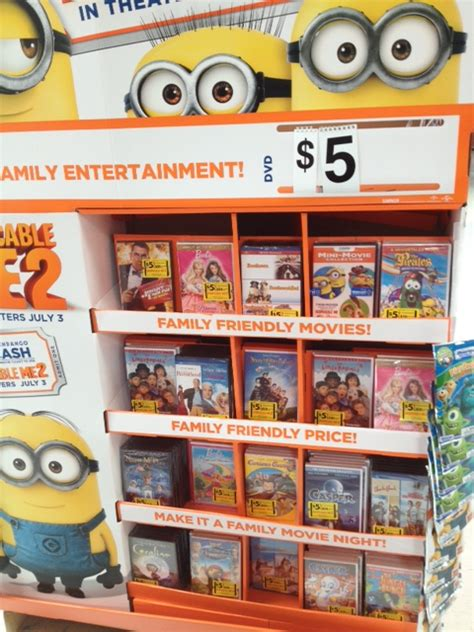 film disney walmart walmart free dvd after 5 movie cash for despicable me 2