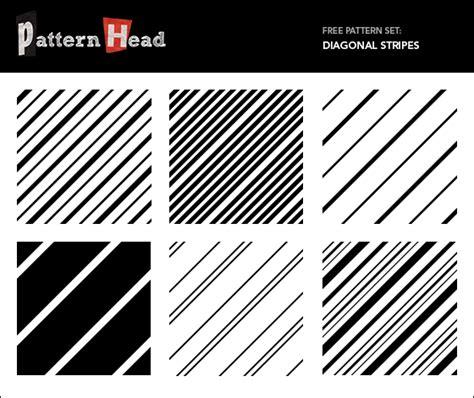 illustrator pattern fill diagonal lines free vector repeat patterns diagonal stripes set 1