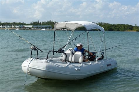 inflatable fishing boat setup the newbie definitive guide to fishing boat smallboater