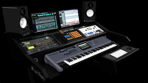 Studio Desk Virtuoso Official Product Presentation Youtube Recording Studio Desk Uk