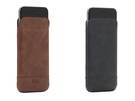 sena cases sena cases f 252 r das iphone 7 und iphone 7 plus