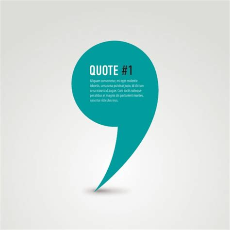 icon design quotes quote vector free download