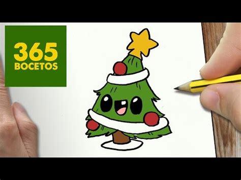 imágenes kawaii de navidad como dibujar un 193 rbol de navidad kawaii