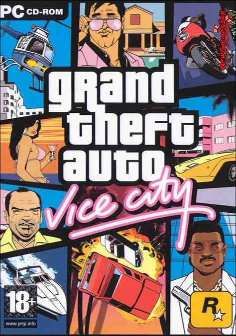 Grand Theft Auto Download by Grand Theft Auto Vice City Free Download Full Version