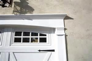 Garage Door Moulding Door Accents Transform Your Home Or Business With The