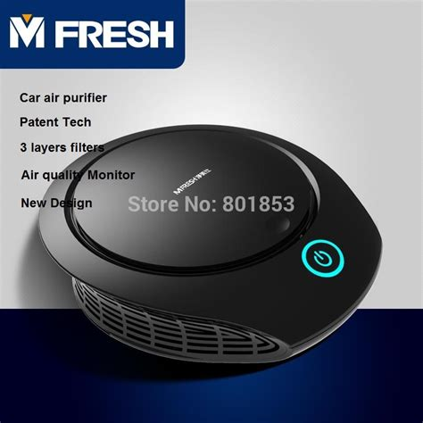 Dijamin Mfresh Car Purifier Sy101 mfresh sy101 air ionizer car air purifier ionizer ionic freshener mini air conditioner for