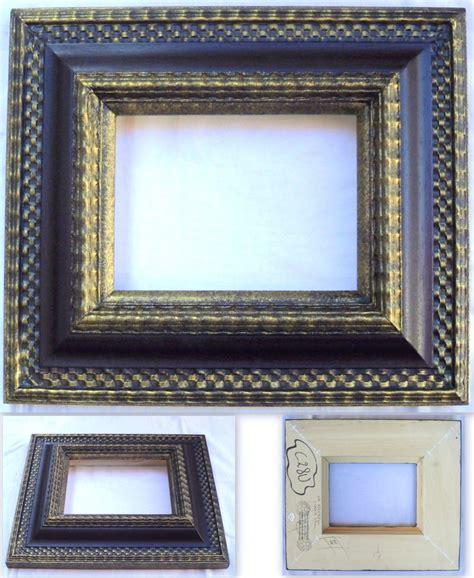 cornice barocco cornici cornice barocco d autore dorata anticata firmata
