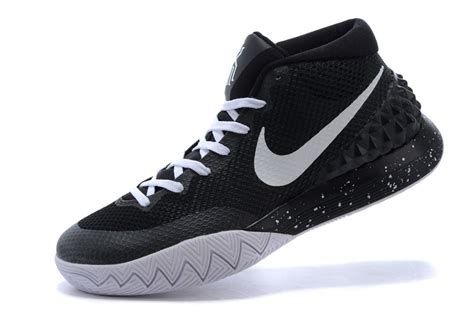 best cheap nike basketball shoes nike kyrie irving 1 black white basketball shoes cheap for
