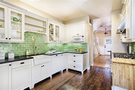 green kitchen backsplash affordable diy backsplash mosaic tile paint project