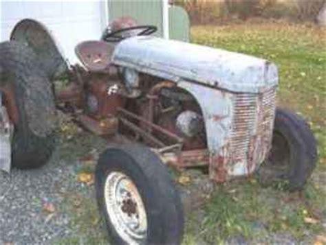 1949 Ferguson To 30 Tractorshed Com
