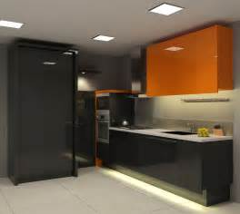 Orange Kitchen Orange Kitchens