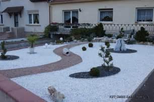 d 233 coration jardin caillou blanc