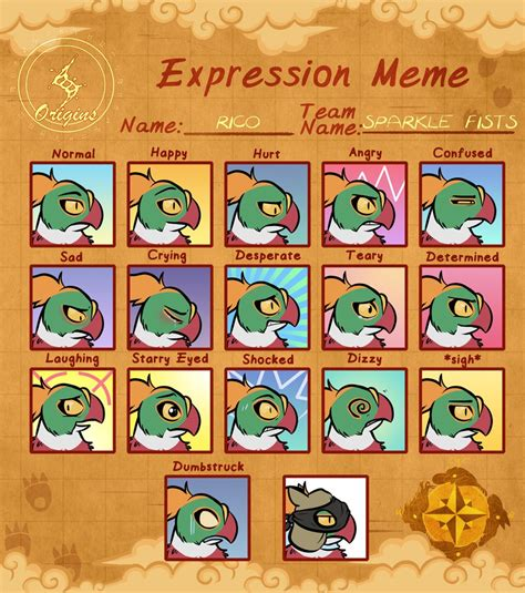 libro painting 2 0 expression in pmdorigins expression meme rico by thalateya on