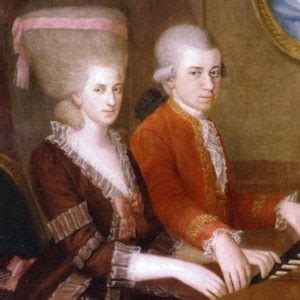 biography of nannerl mozart musical genius all in the family in fair the other mozart