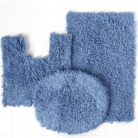 Blue Bathroom Rug Sets Blue Bathroom Rug Sets Roselawnlutheran