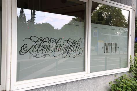 Schaufensterbeschriftung Friseur by Schaufensterbeschriftung J 228 Ckel Buchstaben Wir