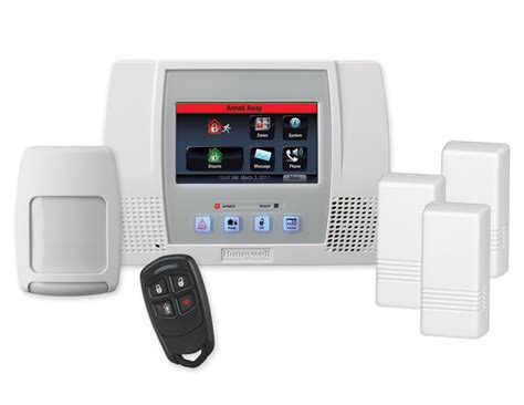 honeywell l5100pk review home security systems reviews
