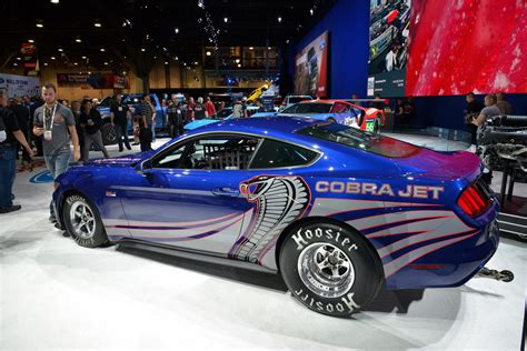 ford mustang cobra jet top speed