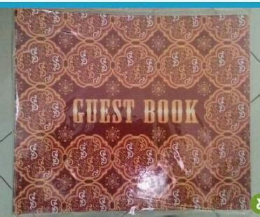 Buku Nota Kecil K3 3ply Paperline Nota Kontan Kecil 3 Rangkap Gbc buku tamu besar joyko atk golden