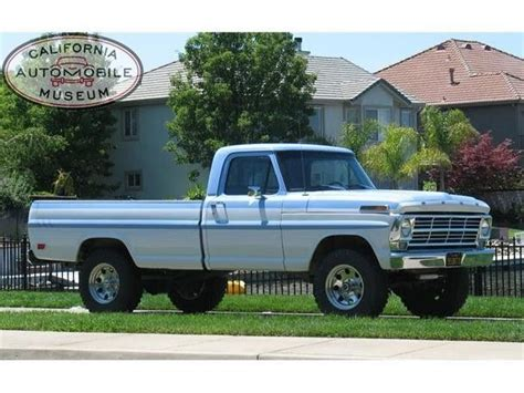 truck california 1969 ford truck 1969 ford f100 for sale in sacramento