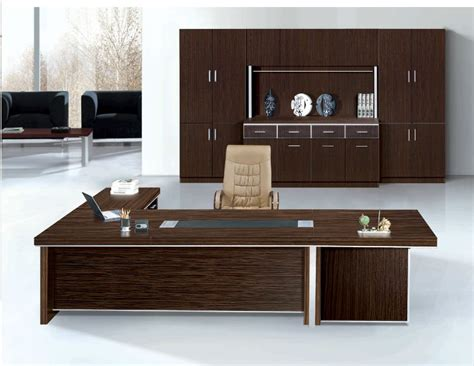 Modern Executive Desks Office Furniture Modern Executive Table Design For Your Work Area Designwalls
