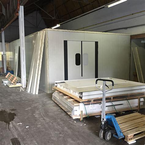 construction chambre froide r 233 frig 233 ration commerciale et industrielle bruxelles wallonie
