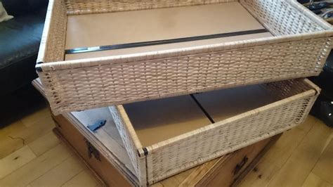 Bed Storage Bins Ikea by Ikea Bed Storage Baskets Sandown Wightbay