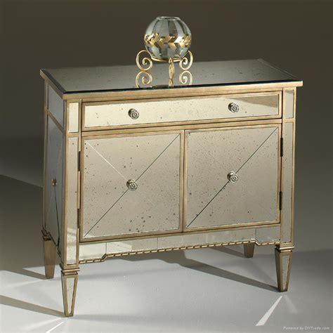 Bathroom Vanity w antique mirror panel (China)   Bathroom Furniture   Furniture Products