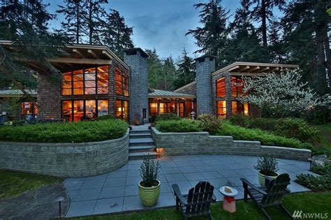 wonder house coupeville whidbey island puget sound best places to modern masterpiece for sale on whidbey island seattlepi com