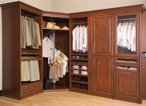 Custom Wood Closet by Assorted Siena Collection Closets Premium Wood Closets