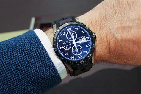 Jam Tangan Hublot Big Meca 4 Next Tag Heuer Smartwatch May Launch In 2017 Possibly