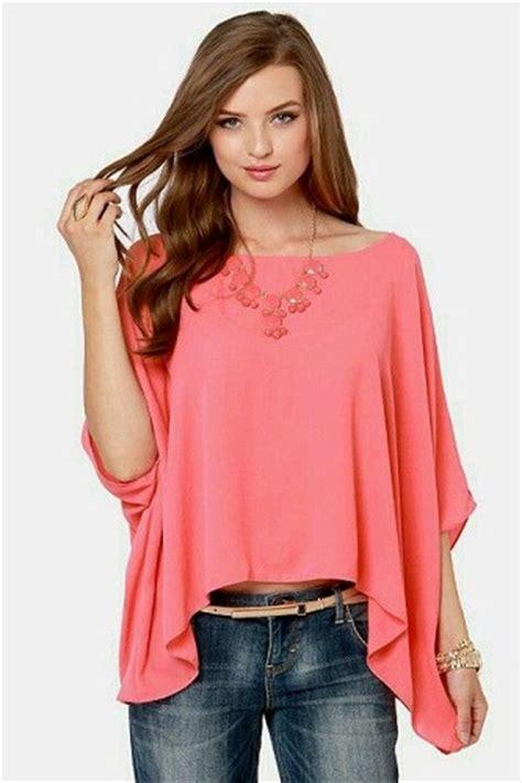 blusas de moda 2016 tendencias en blusas elegantes 2016 soy moda