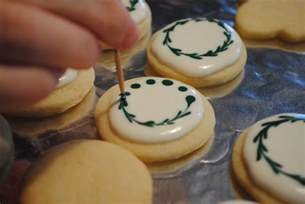 Icing To Decorate Sugar Cookies by Sugar Cookie Icing On Royal Icing Recipes