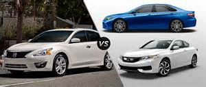 2016 nissan altima vs 2016 toyota camry vs 2016 honda accord