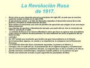 de la rusa arrasa en la revolucion rusa de 1917