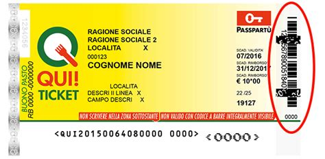 Calendario Qui Ticket Passpart 249 Accetta Buoni Digitali