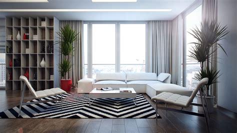 monochrome home decor striking home visualizations by pavel vetrov
