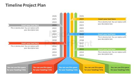 project template powerpoint project plan ppt template best template idea
