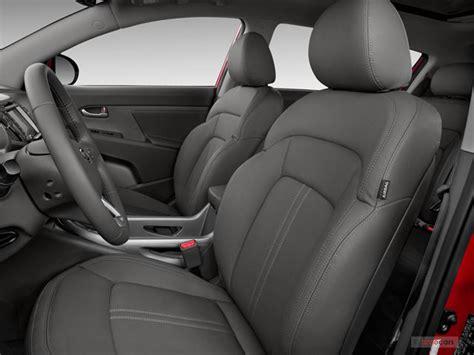Kia Sportage Seating 2011 Kia Sportage Prices Reviews And Pictures U S News