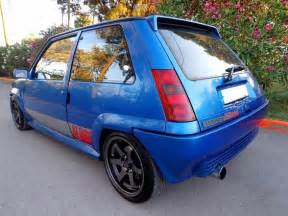 Renault 5 Gt Renault 5 Gt Turbo Gte Both In Blue Cars I Had